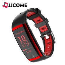Band Smart Bracelet Blood Pressure Heart Rate Monitor Fitness Tracker Activity Wristband Smart Watch Smartband For Xiaomi Huawei activity monitor smartband wrist pulse meter smart band f1 wristband pedometer bluetooth step counter bracelet for huawei xiaomi