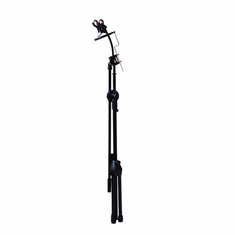 Mic Microphone Suspension Boom Scissor Arm Stand Holder For Ipad Mini Phone for Studio Broadcast Internet Karaoke MV Recording 1 (2)