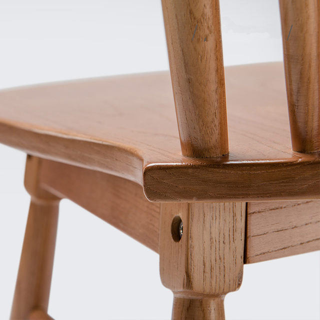 Lovely Modern Design Dining Chairs Solid Wood Dining Room Furniture Quality Wooden  Dining Room Chairs Armchairs Wood Windsor Chair
