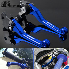Motorcycle Parts Dirt Bike Pivot For KTM 125SX 125 SX 2005-2008 2009-2013 2014-2015 2016-2018 CNC Brake Clutch Levers Pit Bike