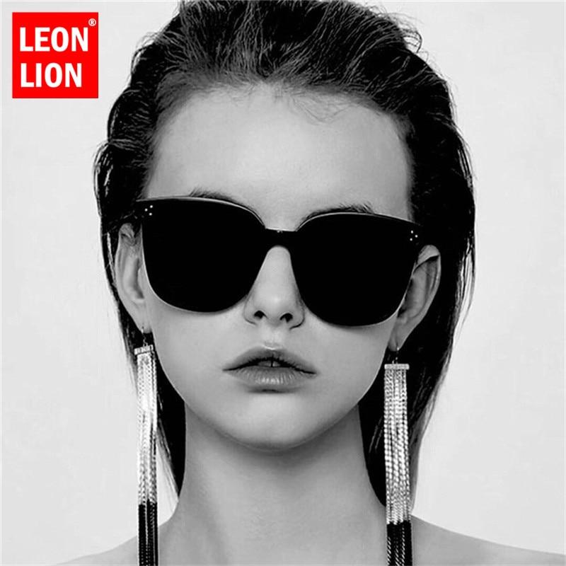 c257d89a15 LeonLion 2019 Gafas De Sol clásicas Vintage para Mujer Gafas De Sol De Mujer