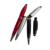 Insignia para requisitos particulares de La Pluma Forma Usb Flash drive 32 gb Precio de Fábrica de Tarjetas Flash