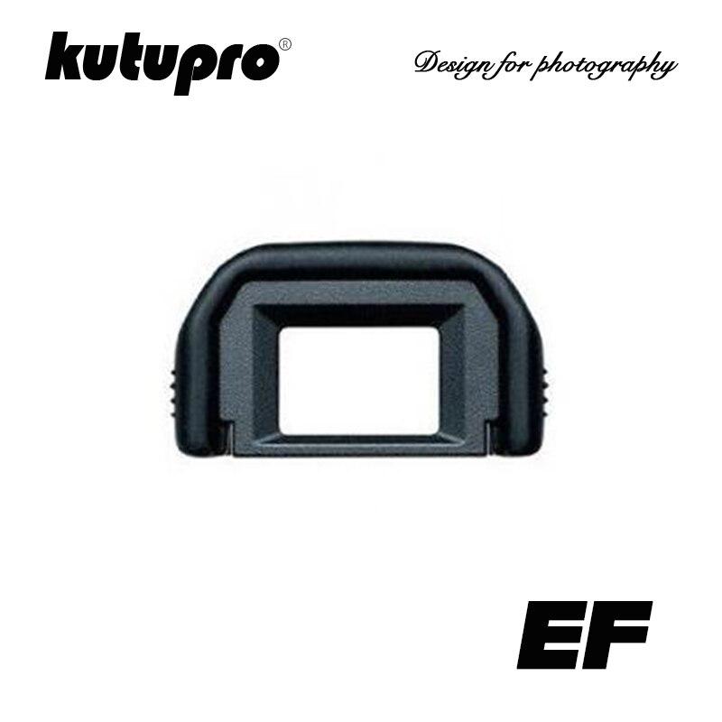 Kutupro Eyecup EF Rubber For Canon EOS 760D 750D 700D 650D 600D 550D 500D 100D 1200D 1100D 1000D Eye Piece Viewfinder Goggles