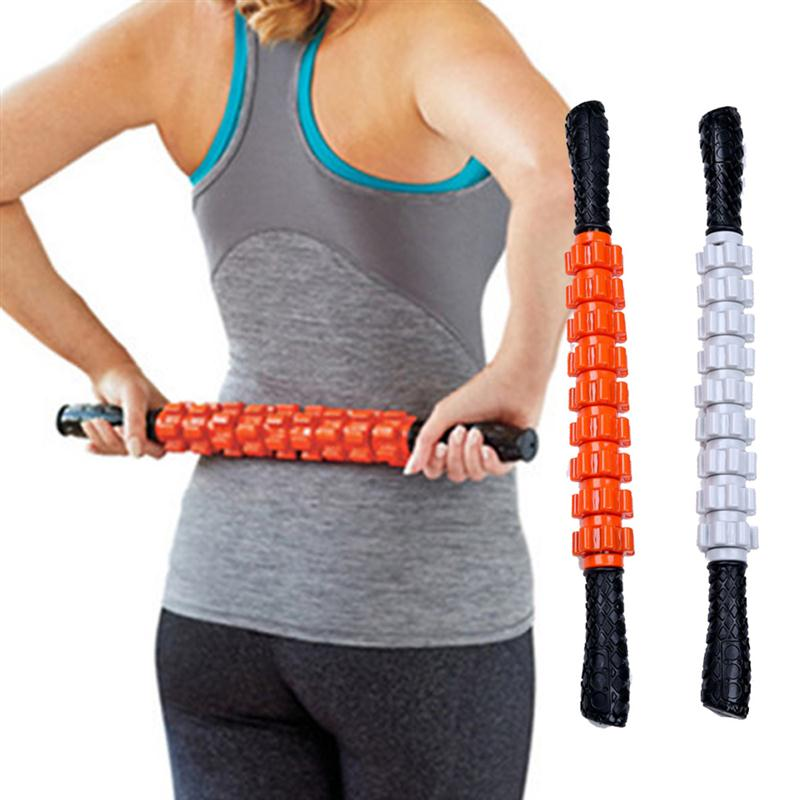 Roller Massage Stick Myofascial Trigger Physical Therapy Fitness Points/Muscle Pain/Cellulite/Neck Soreness Roller Relaxation