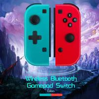 Game Switch Wireless Controller NS Left Right Bluetooth Induction Game Handle Grip For Switch Joy Con