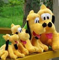 28-40cm Sitting Plush Pluto Dog Doll Soft Toys stuffed animals toys for children Mickey Minnie For Birthday kids Gifts