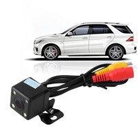 Hot Car Rear View Camera Waterproof 170 Degree HD CCD 4 LED Night Vision Night Parking