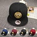 Metal Europe Pharaohs Avatar Snapback Bone Mesh Hip Hop Caps Baseball Hats Casquette Gorras Women/Men 5 Colors Hat HT249