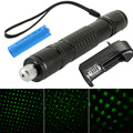 018 Laser Pointer Pen High Powerful Burning 1000mw Green Laser Pointer Beam Light With 18650 Battery And Charger VC083 T21 0.2