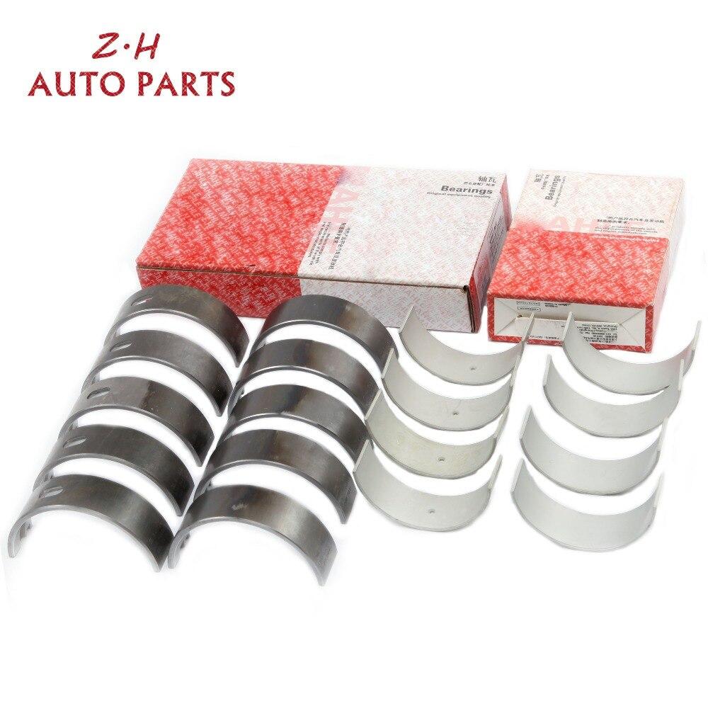 Nouveau 06B 105 701 E STD moteur vilebrequin et bielle Kit de roulement principal pour Audi A4 VW Jetta Passat B6 1.8 T 2.0 8 V 06B105591