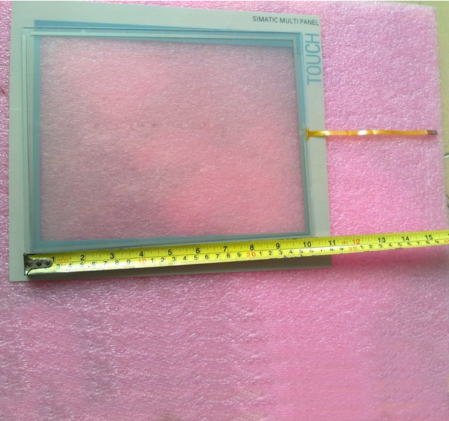2pcs  12.1 inch SMS MP370 6AV6545-0DA10-0AX0  6AV6 545-0DA10-0AX0 Protective Film + Touch Screen Digitizer  цены