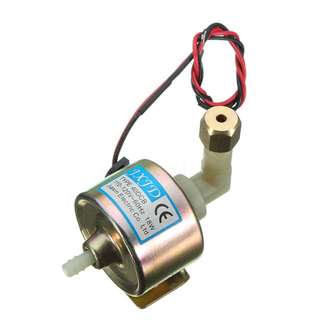 70x40mm  Brass AC 220V 50HZ Oil Pump 40DCB Stage Party Parts For 400W 900W 1500W Fog Smoke Machine