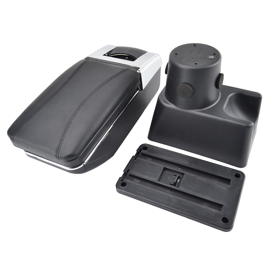 Image 4 - Armrest For Renault Dacia Duster I 2010 2015 Arm Rest Rotatable Storage Box Decoration Car Styling 2011 2012-in Armrests from Automobiles & Motorcycles