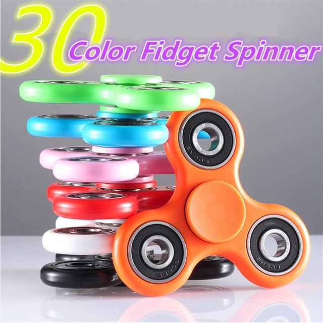 30 Style Spinner Hand EDC Fid Spinner Toys Pattern Hand Spinner