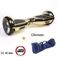 Giroskuter Two Wheels Smart Scooter Hoverboards Chrome Hoverboard Electric Scooter 2 Wheels Electric Scooter Hover Boards