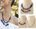 Free Shipping / TULUMN TASSEL NECKLACE (min order $30)