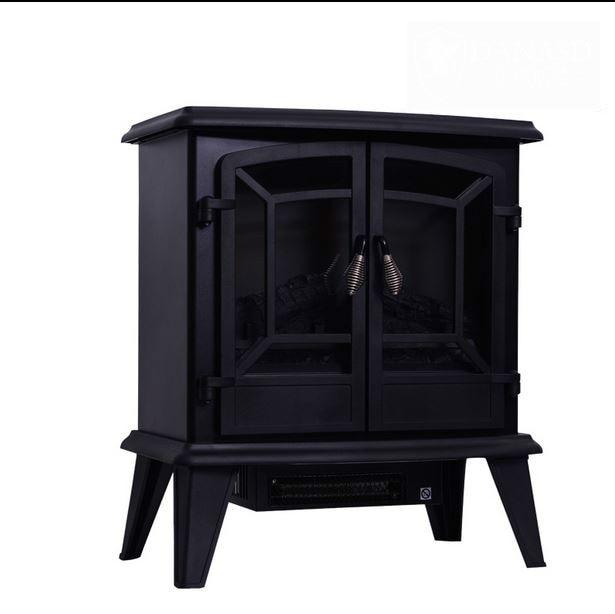 Chauffages de style européen haut de gamme type indépendant chauffage de cheminée électrique four de chauffage