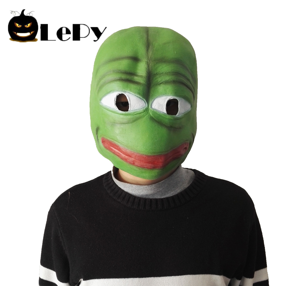 Pepe the frog cosplay