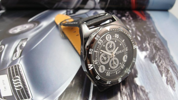 аналоговый спорт свободного покроя круглый силикон кварцевые часы наручные часы 9 - 4 - 16