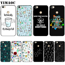 YIMAOC Biology and Chemistry Case for Xiaomi