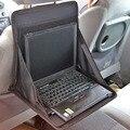 Titular Laptop Dobrável Multifuncional Banco de Trás do carro Notebook Mesa de Jantar Comida Secretária Organizador Portátil