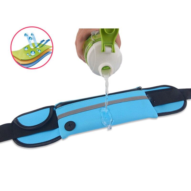 Waist Belt Pouch Phone Case Cover sport Running Jogging Field walk Bag For Highscreen Verge Zera U Boost 2 SE ICE 2 Spade Spider