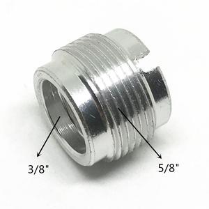 Image 2 - Jadkinsta 3/8 dişi 5/8 erkek vida adaptörü dönüştürücü mikrofon standı klipleri mikrofon standı tutucu adaptörü
