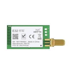 LoRa SX1278 lora modülü TCXO 433MHz E32-433T20DT kablosuz rf modülü lora iot alıcı UART uzun menzilli rf verici alıcı