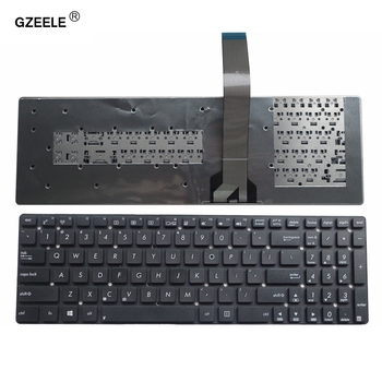 GZEELE New for ASUS K55A K55VD K55VJ K55VM K55VS A55V A55XI A55DE A55DR R700V A55VM A55VD A55VJ US English laptop Keyboard kefu k55a k55vd for asus k55a k55vd a55v motherboard integrated gm test motherboard