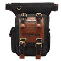 2017 Hot sale New type Multi-function  Canvas Shoulder Bag Fashion Men Crossbody Bag Messenger Bags Waist bag
