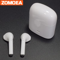 Wireless Bluetooth 4 2 TWS Headset Stereo Bluetooth Headset High Fidelity Headset Microphone