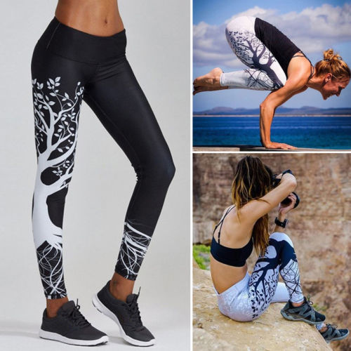 4332163c05e1 Women Fashion Sports Outdoor Exercise Running Fitness Pants Athletic  Trousers Girls Ladies Casual Clothing