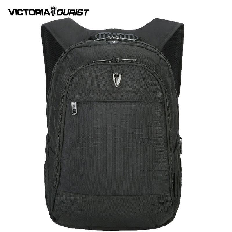 Sac-à-Dos Vic Laptop - 30L - Noir NvB2iQq