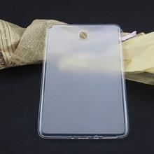 TPU macio Caso Tablet Para Samsung Galaxy Tab 8.0 SM T350 T351 P355 P350 SM-T350 8 polegada SM-T355 Fosco cobrir