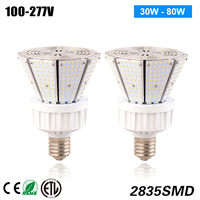 Newesr LED Umbrella Light Waterproof E27 30W 40w 50w 60W 80w E27 IP65 LED Street Light Bulb led bulb e27 bombillas led e27