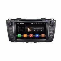 2 din Android 8,0 Octa Core 8 автомобиль аудио, DVD, GPS для Mazda 5 Premacy 2009 2012 с радио 4 Гб оперативная память Bluetooth 4 г wifi USB 32 ГБ Встроенная память