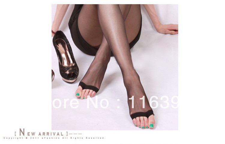 wholesale Make New arrival pantynose sandals open toe ...