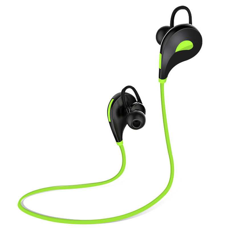 Hot Wireless Bluetooth Earpiece Wireless Bluetooth 4.1 Sport Headset Stereo Super Bass Waterproof Earphone with Mic for Iphone 7 2017 scomas i7 mini bluetooth earbud wireless invisible headphones headset with mic stereo bluetooth earphone for iphone android