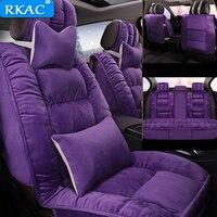 car Seat Cover AUTUMN Winter Front rear back Seats Cushion For Suzuki Swift Wagon GRAND VITARA Jimny Liana 2 Sedan Vitara sx4