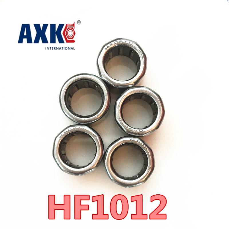 Hf1012 Bearing 10*14*12 Mm ( 10 Pcs ) Drawn Cup Needle Roller Clutch Hf101412 Needle Bearing hk0306 needle roller bearing 3mmx6 5mmx6mm 3x6 5x6 mm hk0306tn for 3mm shaft