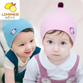 2017 Rushed Special Offer Unisex Beanie For Lemonkid Baby Summer Style Knit Hat Fashion Cute Monkey Wholesale Children Spire