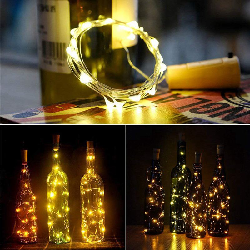 lowest price Solar LED Crystal Ball String Light 10M Waterproof Fairy Lights Christmas Wedding Garland Garden Lawn Tree Outdoor Decoration
