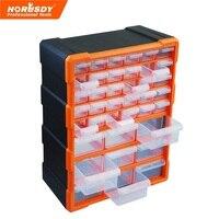 New 39 Drawers Storage Cabinet Tool Box Chest Case Plastic Organizer Toolbox Bin