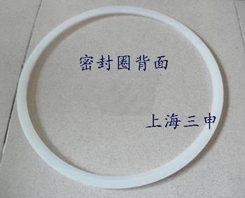 Shanghai three high pressure sterilizer parts YX280 new pressure steam sterilizer sealing silicone rubber ring
