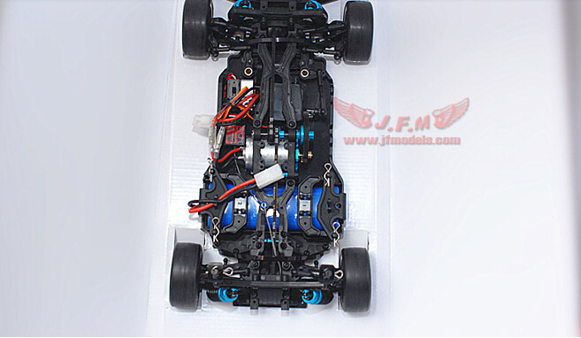 71821800f3453 RC car BSD 1 10 Electric remote control Flat car BSD BS203 (brush motor)-in RC  Cars from Toys   Hobbies on Aliexpress.com