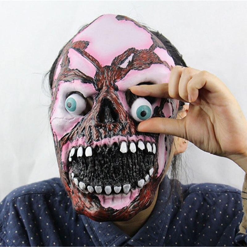 2016 mascaras halloween terror scary mask de latex - Mascaras de terror ...