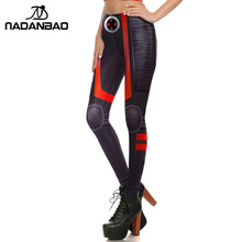 3D Printed Womens Super Hero X-Men Robot Fashion Leggings