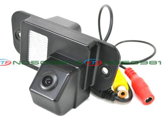 Кең бұрышты су өткізбейтін CCD артқы - Автомобиль электроникасы - фото 5