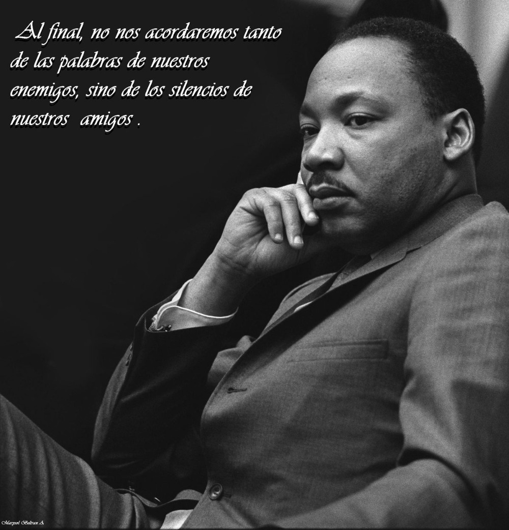 P1249 Martin Luther King Jr Wallpaper Poster Wall Art For Home