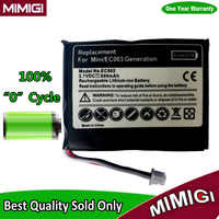 Verkauf 600 mAh Batterie Für IPOD MINI EC003 EC007 4 GB 1st 2nd Gen Akkumulator Batterie AKKU AKU Accu